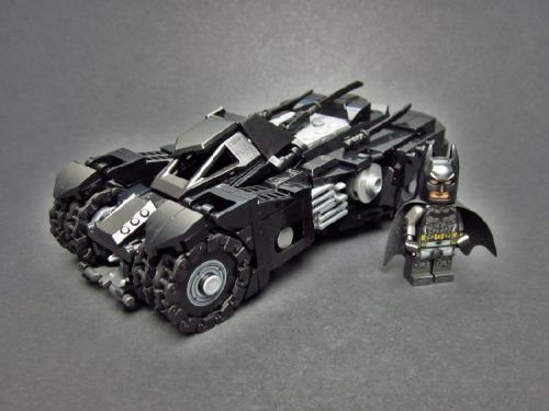 Lego Arkham Knight Batmobile