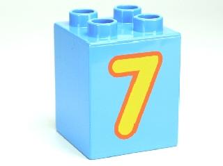 Lego No. 7