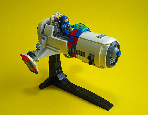 Lego Speeder Bike