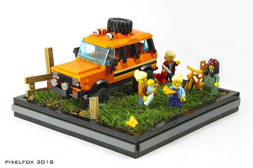 Lego ARO 244