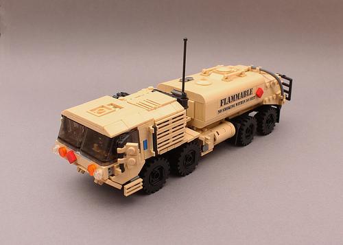 Lego Oshkosh HEMTT M978A4
