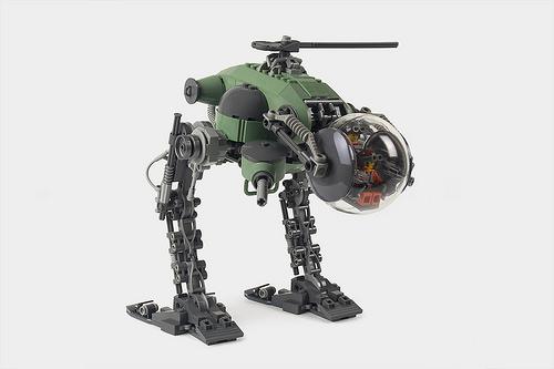 Lego MaK Camel