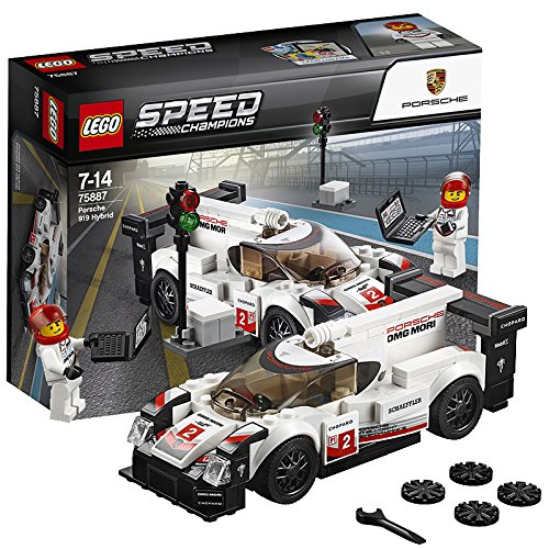 Lego 75887 Porsche 919 Review