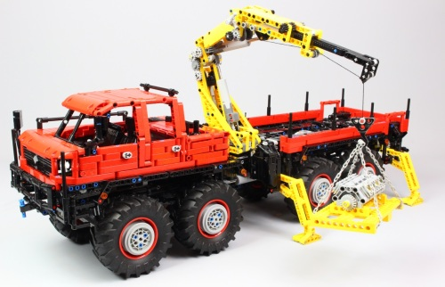 Lego 8x8 Off-Road Truck