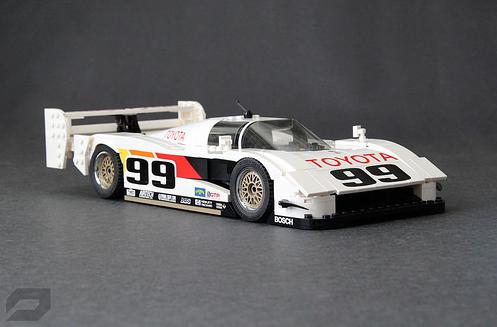 Lego Toyota Eagle MkIII IMSA GTP '93