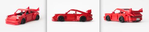 Lego Porsche 911 Speed Champions