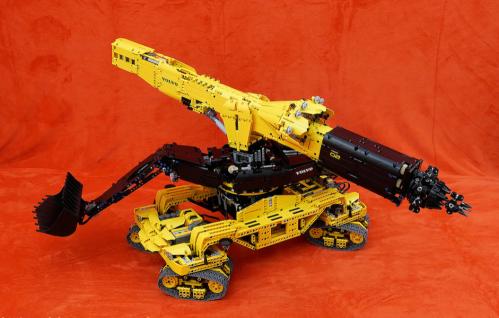 Lego Technic Volvo Concept