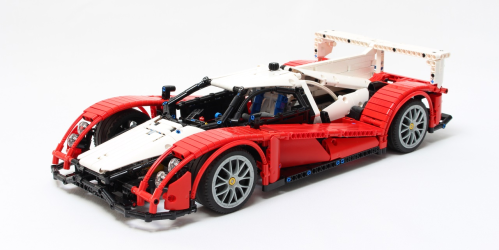 Lego Technic Racing Car