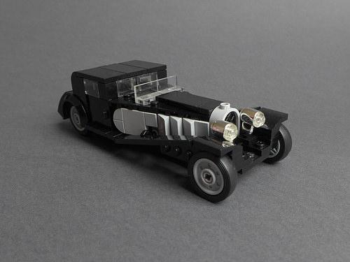 Lego Bugatti Royale