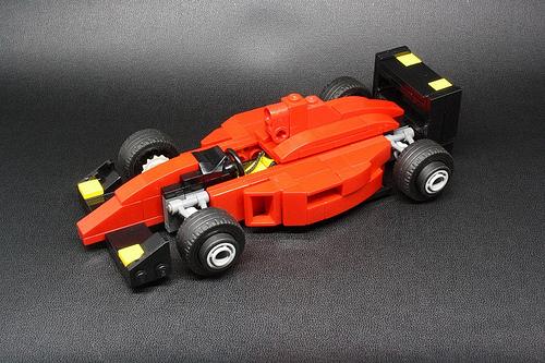 Lego Ferrari 641