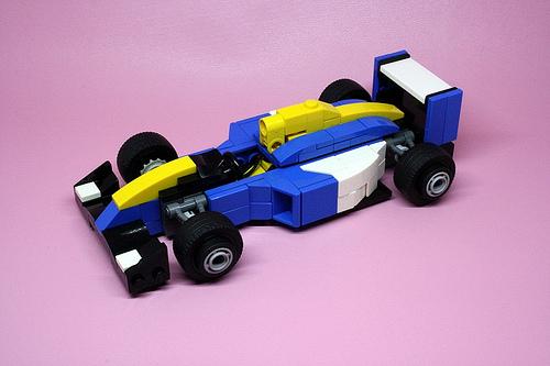 Lego Williams FW14