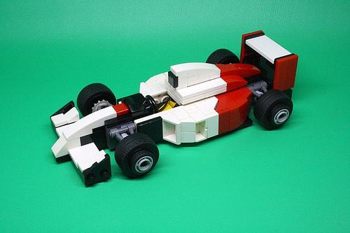 Lego McLaren MP4-6