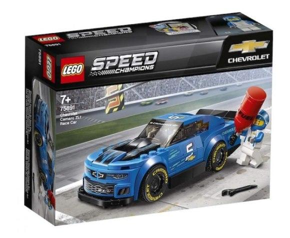 LEGO 75891 Speed Champions Chevrolet Camaro ZL1