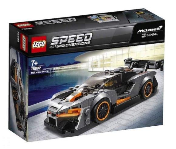 Dodge Charger Demon >> LEGO 75892 Speed Champions McLaren Senna | THE LEGO CAR BLOG