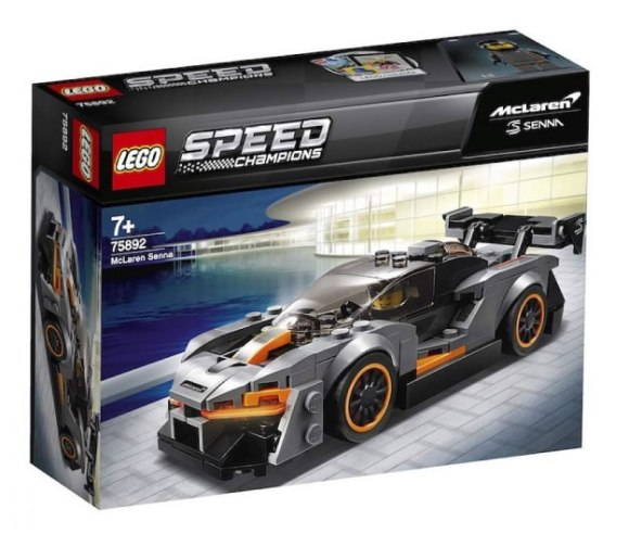 speed champions 2019 set previews the lego car blog. Black Bedroom Furniture Sets. Home Design Ideas