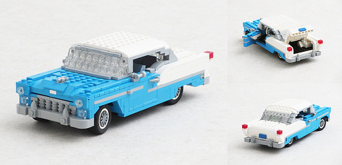 Lego '55 Chevrolet Bel Air