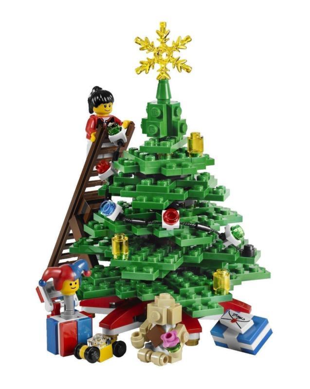 Lego Christmas.Lego Christmas Tree The Lego Car Blog