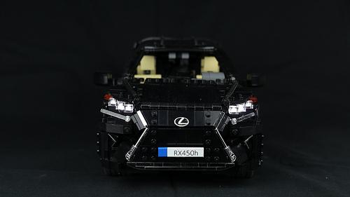 Lego Lexus RX450H