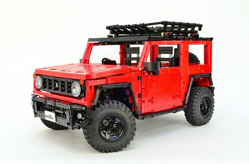Lego Technic Suzuki Jimny