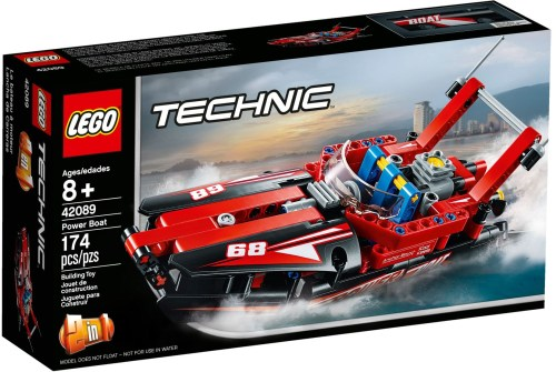 LEGO Technic 42089 Set