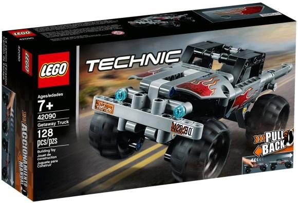 Lego Technic 42090 Box