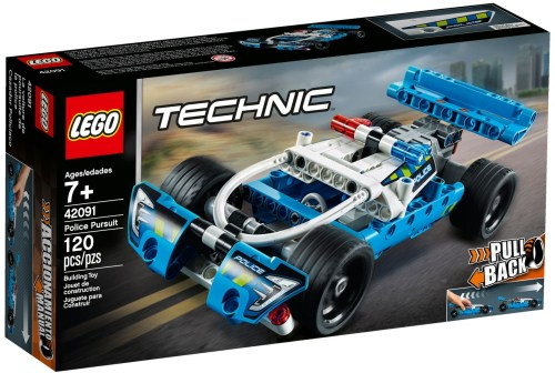 LEGO Technic 42091 Box