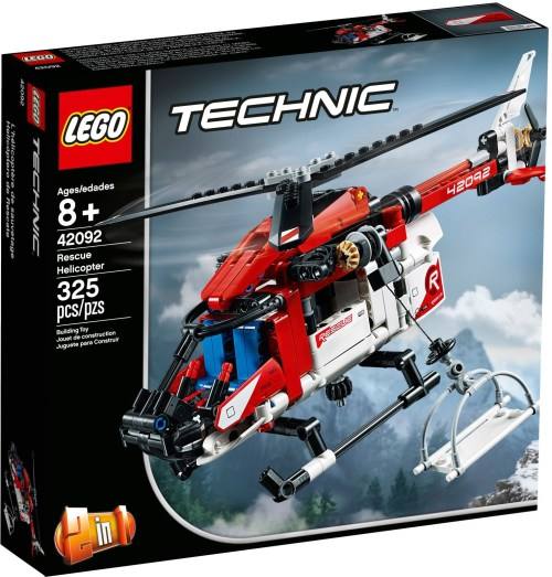 LEGO Technic 42092 Box