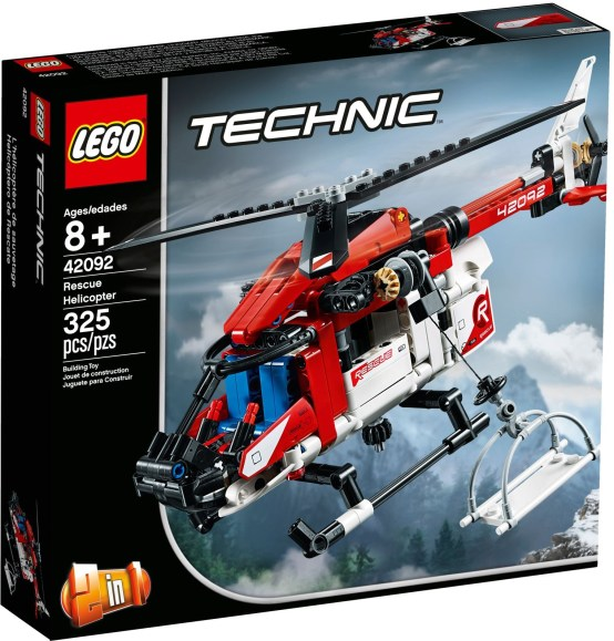LEGO Technic 42092 Box
