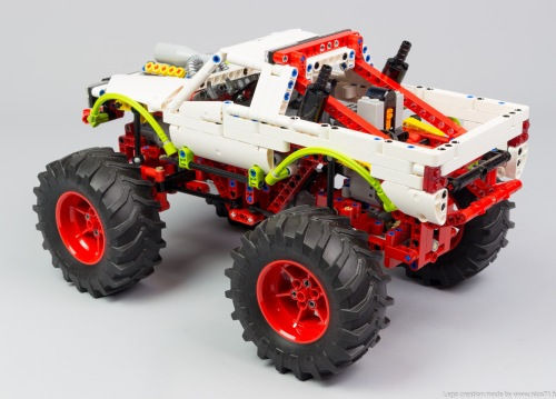 Lego Technic Monster Truck