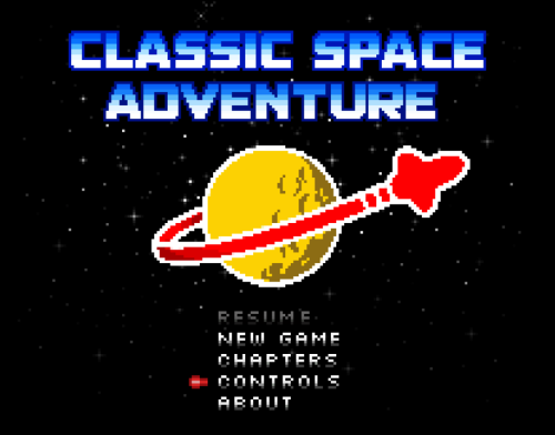 Lego Classic Space Adventure Game