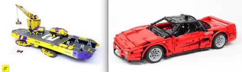Lego Master MOCers