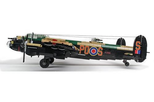 Lego Avro Lancaster B Mk.1