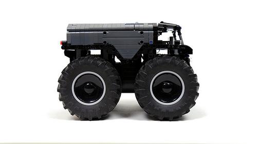 Lego Sherp ATV Remote Control BuWizz