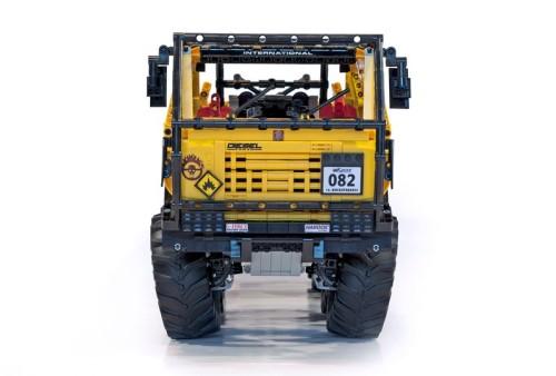 Lego Technic Tatra Kolos 8x8