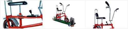 Lego Raleigh Chopper Bicycle