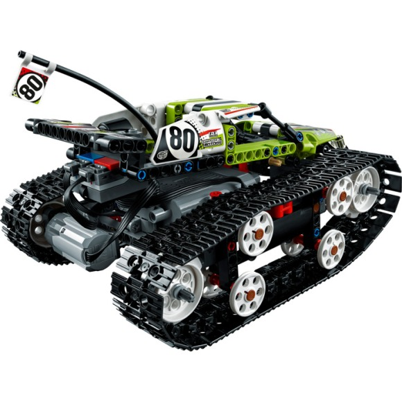 LEGO Technic 42065 Tracked Racer Review