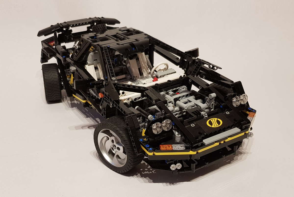 8880 supercar reloaded the lego car blog. Black Bedroom Furniture Sets. Home Design Ideas