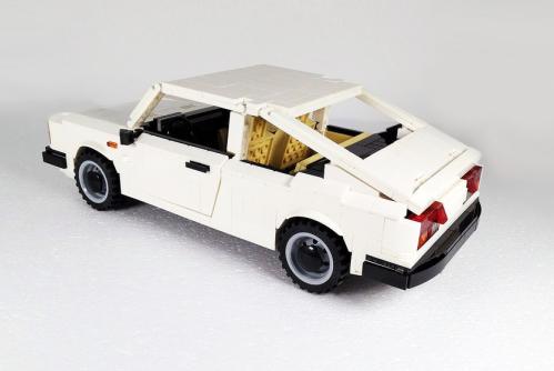 Lego Skoda Rapid