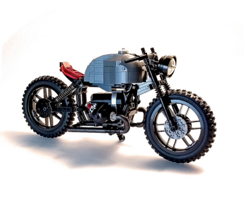 Lego BMW Cafe Racer Motorcycle
