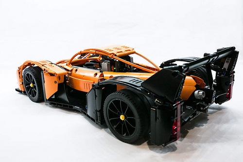 Lego Technic RC Mantis Supercar