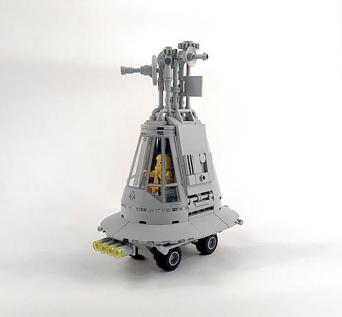 Lego Febrovery Rover