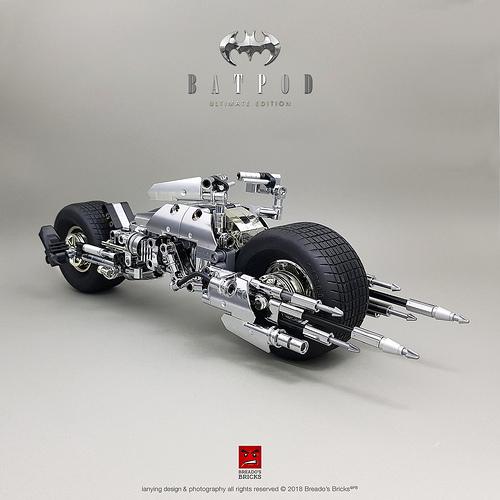 Lego Batman Batpod
