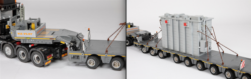 Lego MAN TGX Truck SBrick Remote Control