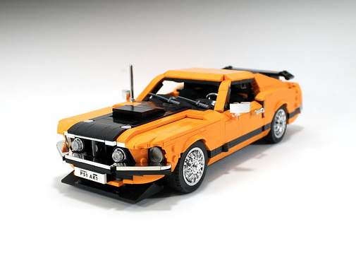 Cobra Jet | THE LEGO CAR BLOG