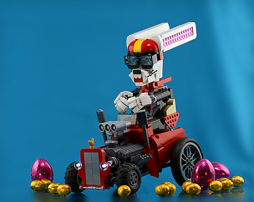 Lego Hot Rod Hare