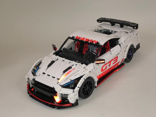 Nissan GT-R GT3 | Picture Special | THE LEGO CAR BLOG