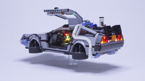 Back to the Future | THE LEGO CAR BLOG
