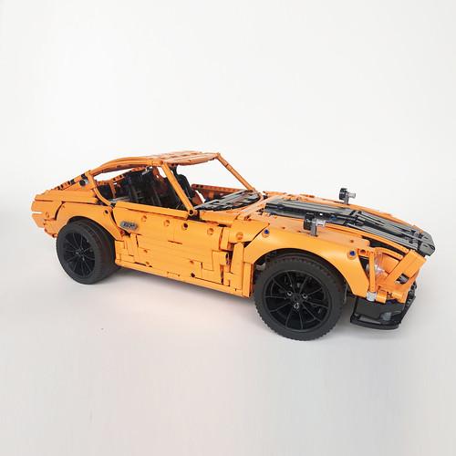 Buy A Porsche, Get A Datsun Free