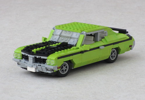 muscle car | THE LEGO CAR BLOG
