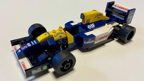 F1 The Lego Car Blog